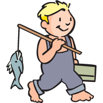 Wampanoag Spring – Make a Fish Catcher